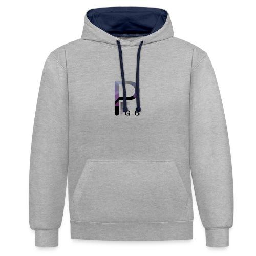 Pailygames6 - Kontrast-Hoodie