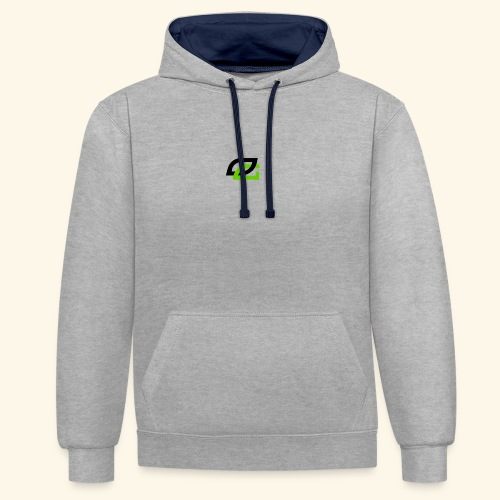 OG Designs Official Merch - Contrast Colour Hoodie