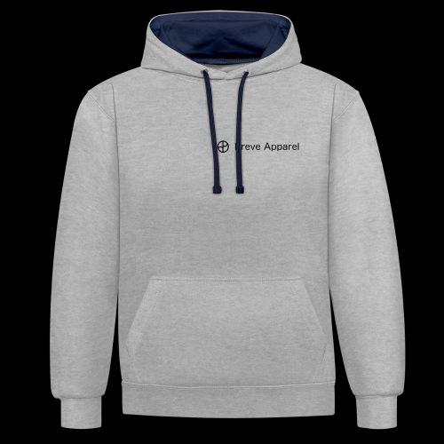 Preve Apparel Small Logo - Sweat-shirt contraste