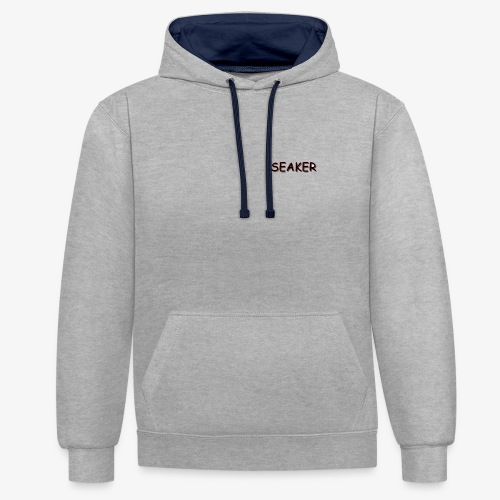 Seaker 1 - Sweat-shirt contraste