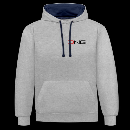 DarkNet Gamer Merchandise - Contrast Colour Hoodie