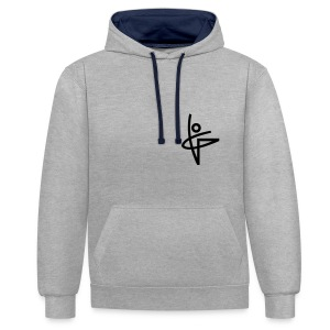 Dancer - Contrast Colour Hoodie