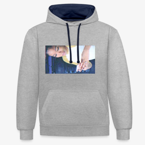 BAELESS 2 - Contrast Colour Hoodie