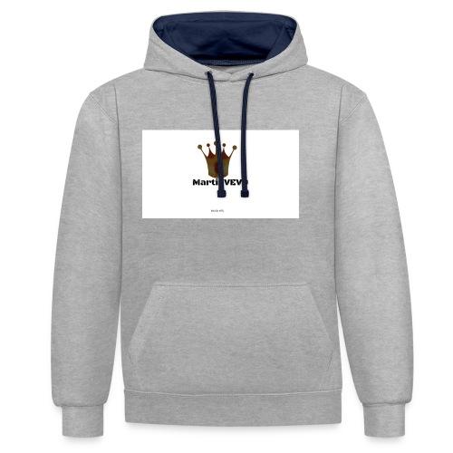 FloppyGang - Contrast hoodie