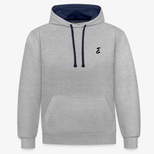 SG Swirl - Contrast hoodie