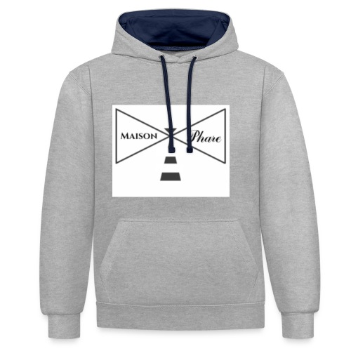 Maison Phare - Sweat-shirt contraste