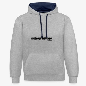 CItation By Stephen - Sweat-shirt contraste