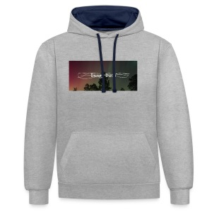 dangy_tru - Contrast hoodie