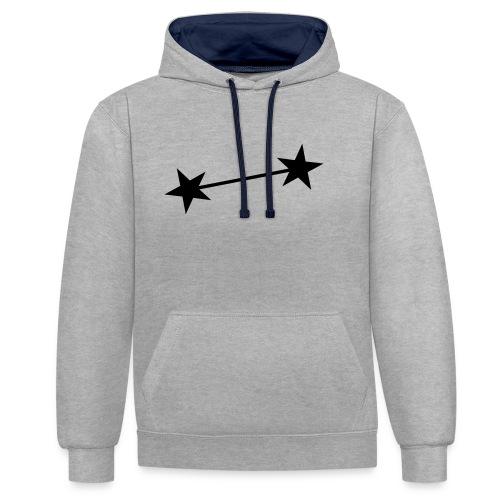 Seeing Stars - Contrast hoodie