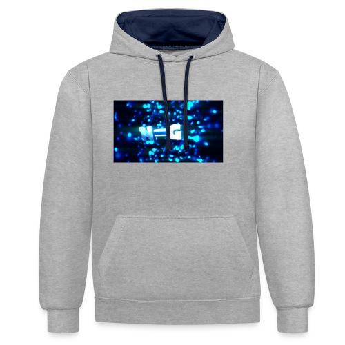 Nico Gaming Kleidung - Kontrast-Hoodie