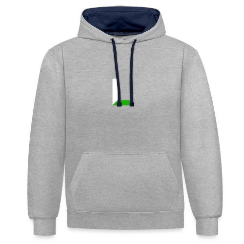 Linkie T-Shirt - Contrast hoodie