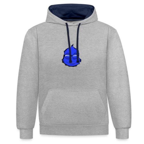 GamePunt - Contrast hoodie
