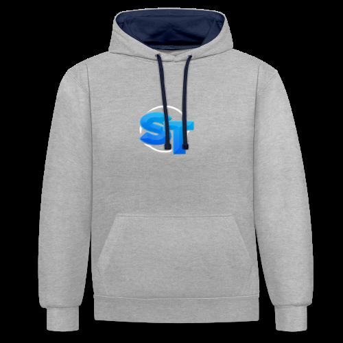 Stunt TV Tas - Contrast hoodie