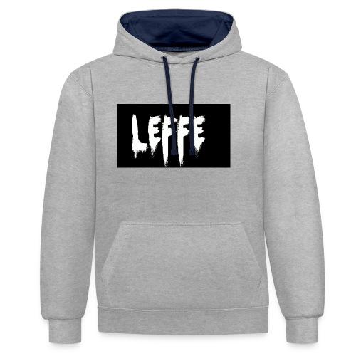 leffe4life - Kontrastluvtröja
