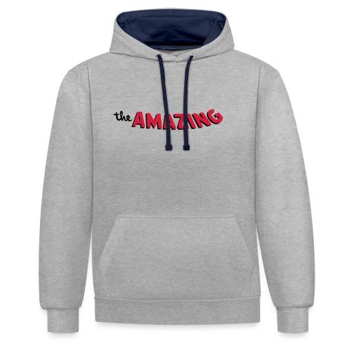 Amazing - Contrast hoodie