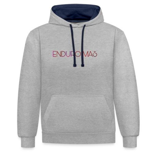 Enduro MAS - Sweat-shirt contraste