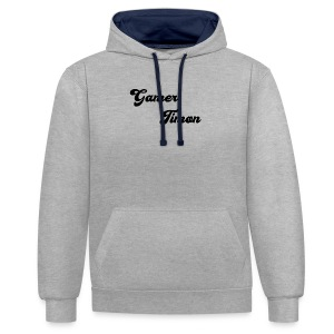 GamerTimon - Contrast Colour Hoodie