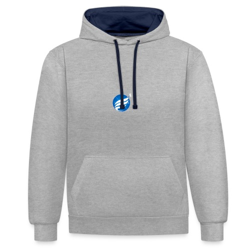 INFERNO - Contrast Colour Hoodie