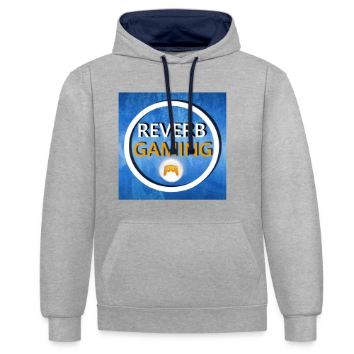 Reverb Gaming - Contrast Colour Hoodie