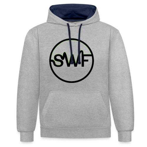 SWF Shirt! - Contrast hoodie
