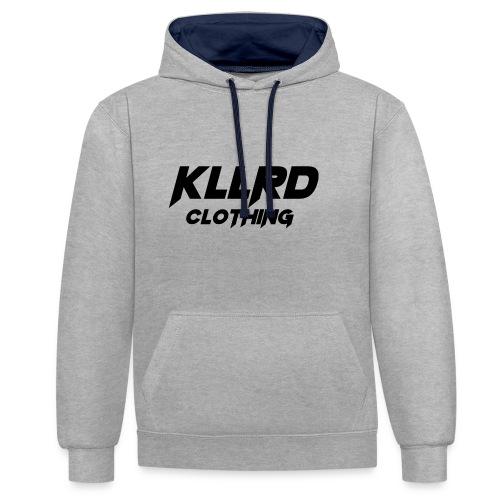 Kllrd.Classic. - Kontrast-Hoodie