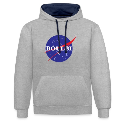 BOULBI ORIGINAL - Nasa - Sweat-shirt contraste