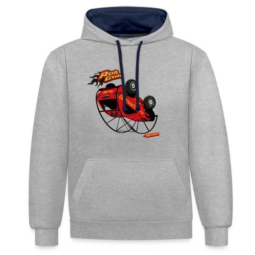 RollGolf - Contrast hoodie