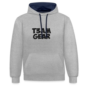T3am GEAR style - Sweat-shirt contraste