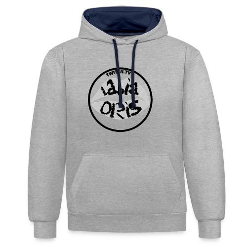 Labia Oris Tee v1 - Contrast hoodie