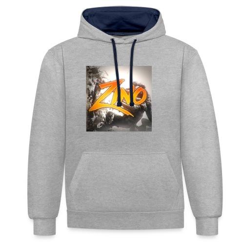 InfinityZino Snapback! - Contrast hoodie