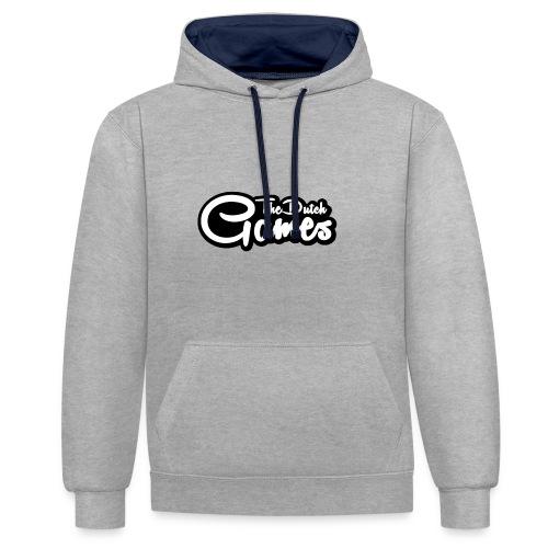 TheDutchGames Shirt - Contrast hoodie