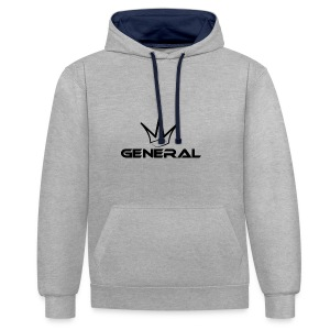 GeneraL - Sweat-shirt contraste