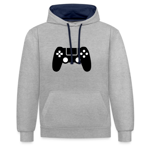 Sweat-shirt Manette - Sweat-shirt contraste