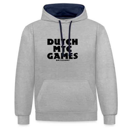 DutchMTCgames Merchandise - Contrast hoodie