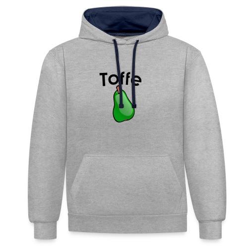 Toffe Peer! - Contrast hoodie