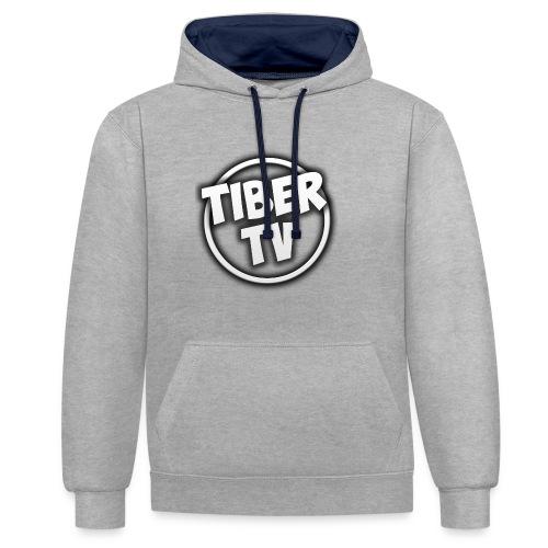 TiberTV White phone case S5 Premium Case - Contrast hoodie