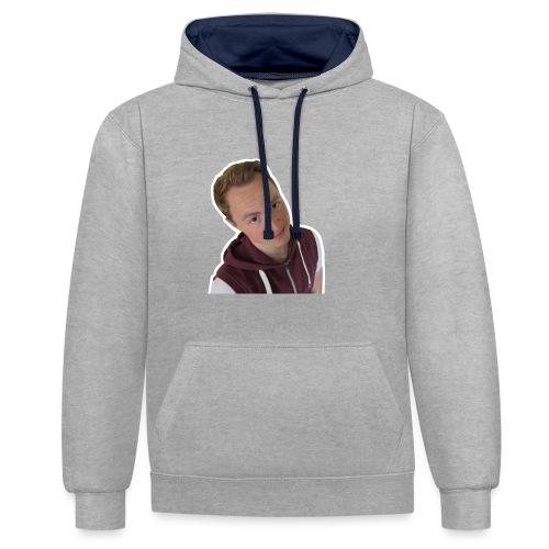 Rotjoch cap - Contrast hoodie