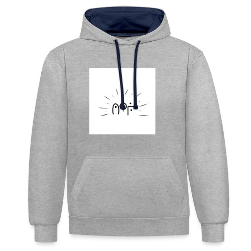 Noz Style Eclat - Sweat-shirt contraste