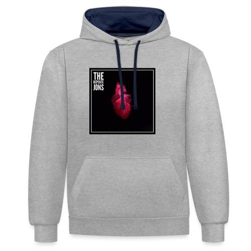 Camiseta The Repente Jons - Sudadera con capucha en contraste