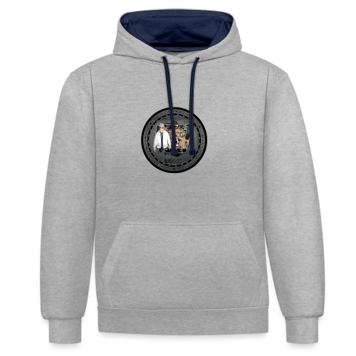 WoodsGaming - Contrast Colour Hoodie