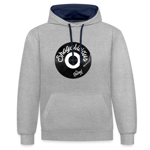 Shagalicious le label - Sweat-shirt contraste