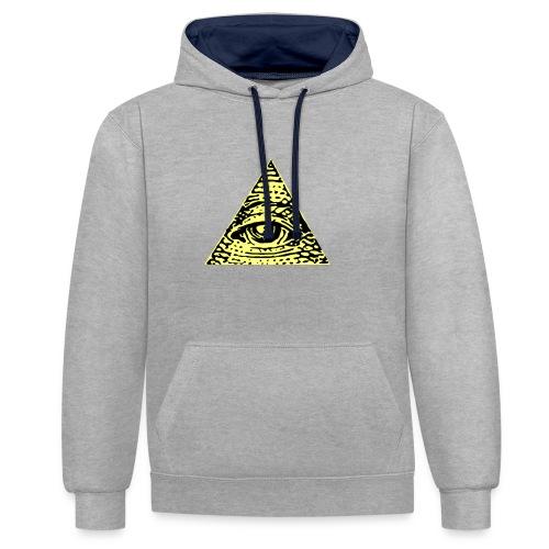 Illuminati - Kontrastluvtröja