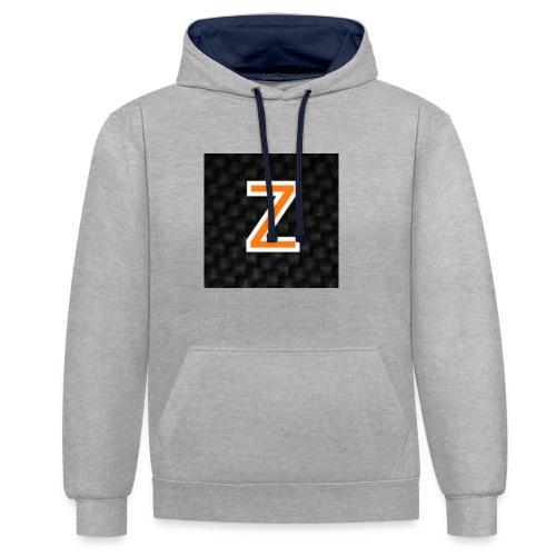 Zaragon Collection - Kontrastluvtröja