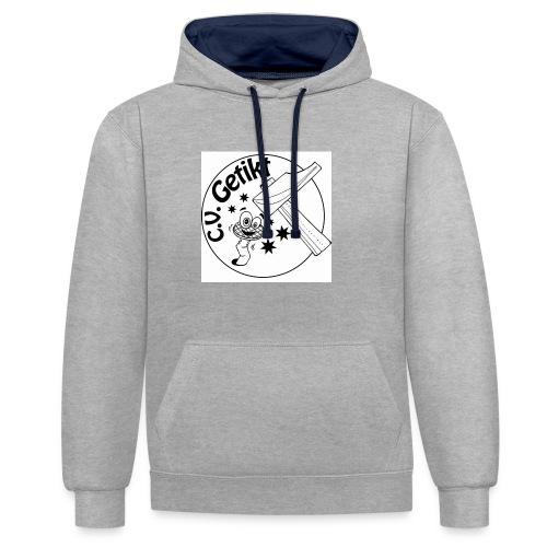 12096414_182161975453755_850597962879520643_n-jpg - Contrast hoodie