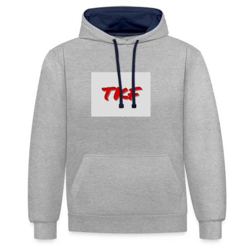Hoodies, t-shirts and more - Contrast Colour Hoodie