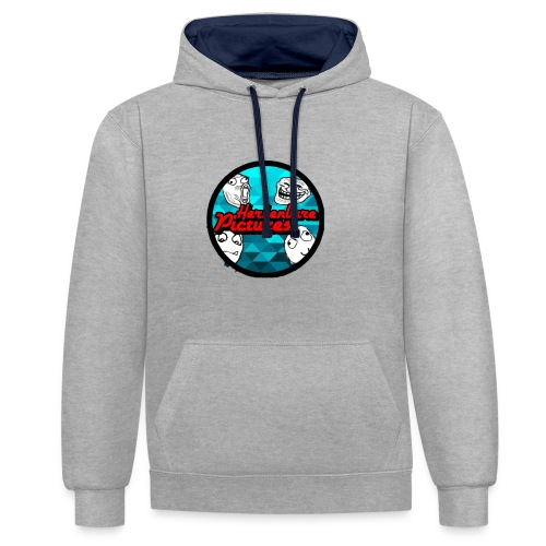 IMG_0637 - Contrast hoodie