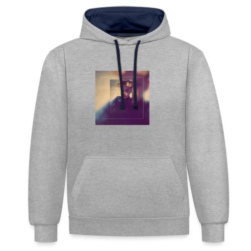 16441593_207660869700481_225687734_n - Contrast hoodie