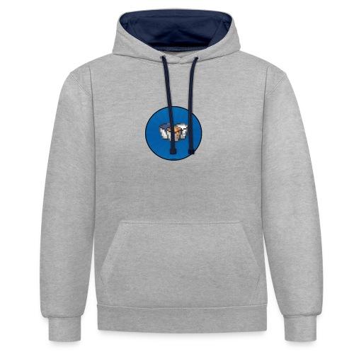 BucketShirt Standaart - Contrast hoodie