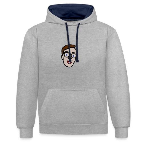 PlayzCartoon - Contrast hoodie
