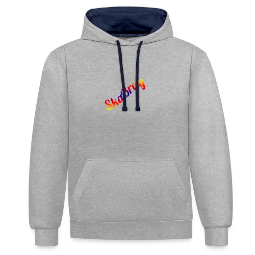 SkaBray Two - Sweat-shirt contraste